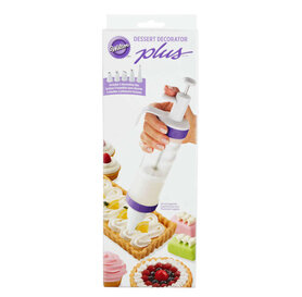 Шприц за декорация на десерти - Dessert decorator plus Wilton